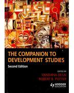 The Companion to Development Studies