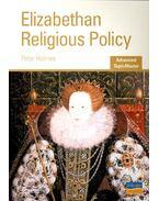Elizabethan Religious Policy