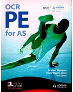 OCR PE for AS with CD