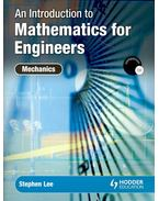 An Introduction to Mathematics for Engineers – Mechanics with CD
