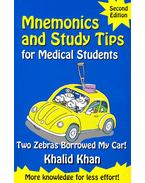 Mnemonics and Study Tips for Medical Students – Two Zebras Borrowed My Car!