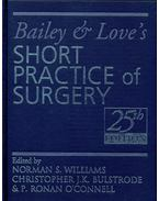 Bailey & Love's Short Practice of Surgery (25th Edition)