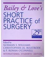 Bailey & Love's Short Practice of Surgery (25th Edition) International Student Edition