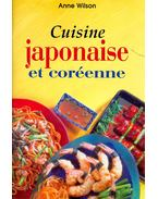 Cuisine japonaise et coréenne