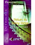 Return to Stony Ridge