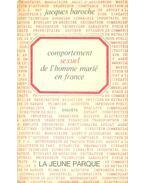 Comportement sexuel de l'homme marié en France