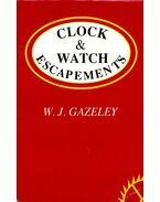 Clock & Watch Escapements