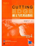 Cutting Edge – Intermediate – Workbook 4