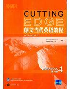 Cutting Edge – Intermediate – Workbook 4