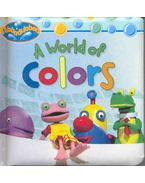 Rubbadubbers - A World of Colors - VALDES, LESLIE