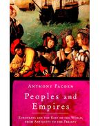 Peoples and Empires – Europeans and the Rest of the World, from Antiquity to the Present