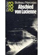 Abschied von Lucienne
