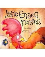Little Green Monsters
