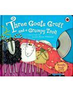 Three Goats Gruff and a Grumpy Troll