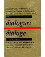 Contribuţii la valorificarea moştenirii clasice şi romantice în literatura Româna şi Germana