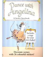 Dance with Angelina – A Sticker Storybook