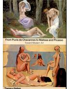 From Puvis de Chavannes to Matisse and Picasso – Toward Modern Art