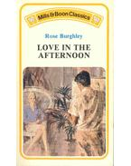 Love in the Afternoon