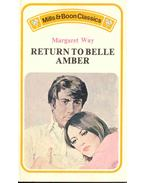 Return to Belle Amber