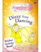 Dizzy from Dancing – Sticker Activity Book