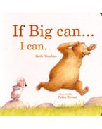 If Big can...I can.