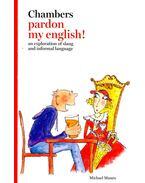Pardon My English! - An Exploration of Slang and Informal Language