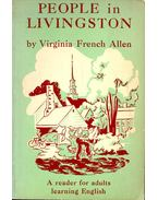 People in Livingstone – A reader for adults learning English