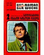2 Allan Wilton Krimi: Der Kreidefelsen, Der Familienmörder