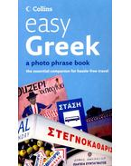 Easy Greek -  A Photo Phrase Book