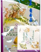 The Tortoise and the Hare & The Lion and the Mouse – Read, Sing, and Play Along!