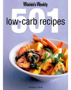 501 Low-Carb Recipes