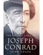 The Several Lives of Joseph Conrad - STAPE, JOHN
