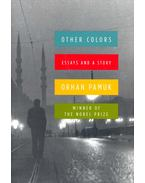 Other Colors – Essays and a Story