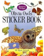 Olivia Owl's Sticker Book – All About Animals