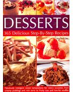 Desserts All Around the Year– 365 Delicious Step-By-Step Recipes