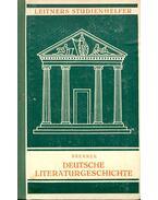 Deutsche Literaturgesichte