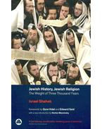 Jewish History, Jewish Religion – The Weight of Three Thousand Years