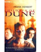 Children of Dune: Der Herr des Wüstenplaneten (Titel des Originals: Dune Messiah); Die Kinder des Wüstenplaneten (Titel des Originals: Children of the Dune)