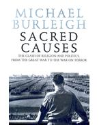Sacred Causes – The Clash of Religion and Politics, from the Great War to the War on Terror