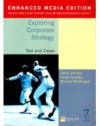 Exploring Corporate Strategy – Text and Cases