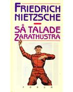 Sa talade Zarathustra