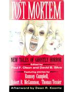 Post Mortem – New Tales of Ghostly Horror