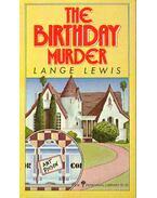 The Birthday Murder