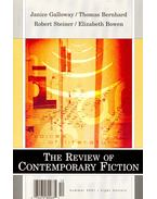 The Review of Contemporary Fiction – Summer 2001