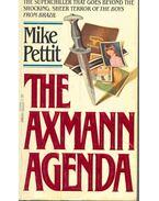 The Axmann Agenda