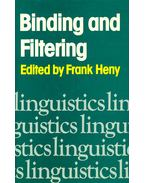 Binding and Filtering