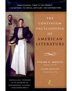 The Continuum Encyclopedia of American Literature – From Colonial Times to the Present
