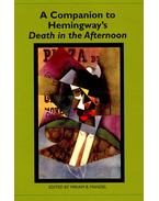 Companion to Hemingway's Death in the Afternoon