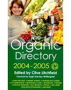 The Organic Directory 2004-2005