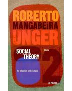 Social Theory: Its Situation and Its Task